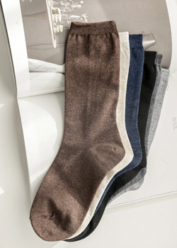 Basic simple socks JA1431