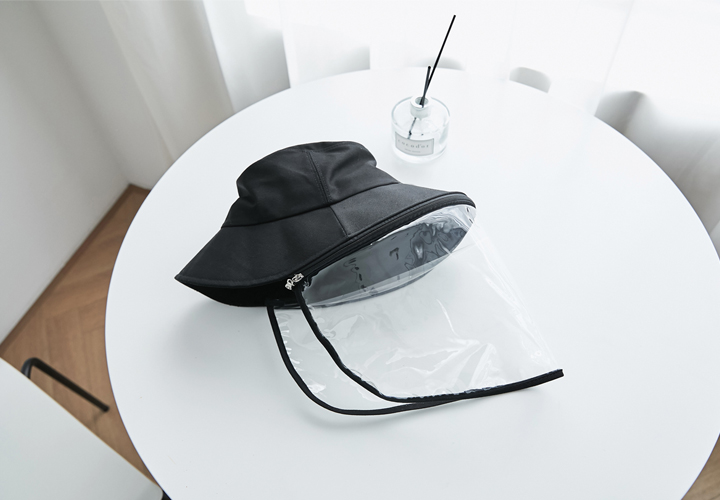 Rest assured zipper hat JA04514